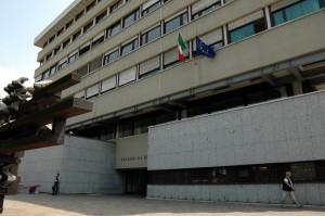 Como, Palazzo di giustizia, tribunale