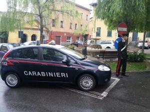 I carabinieri di Erba
