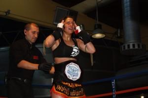 Laura Pileri viene dichiarata campionessa regionale