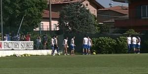 calcio allenamenti