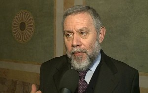 Roberto Bernasconi, direttore della Caritas di Como