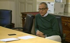 Mario Lucini, sindaco di Como