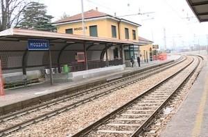 La stazione di Mozzate