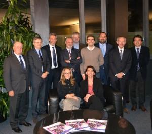 Foto nuovo Consiglio di Presidenza
