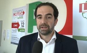 Alessandro Alfieri, segretario del Pd lombardo