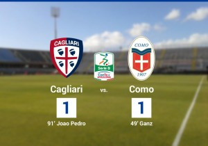 CAGLIARI-COMO