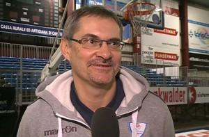 Sergej Bazarevich, nuovo coach di Cantù