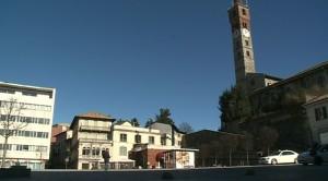 Piazza Garibaldi a Cantù