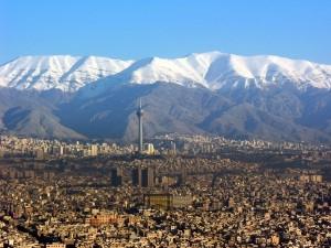 Teheran, capitale dell'Iran