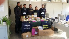 "Guardia di Finanza, sequestrate 17mila lampadine ""Made in China"""