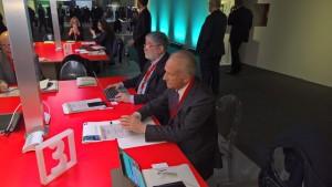 Maurizio Giunco alle consultazioni di CambieRai