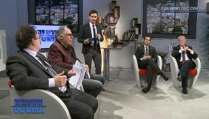 Da sinistra a destra: Eros Nicolini, Dario Campione, Gianmaria Frapolli e Aldo Bertagni