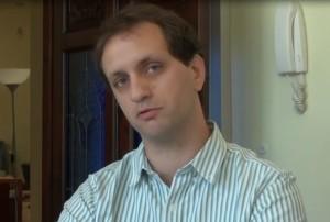 Stefano Fanetti, segretario del Pd di Como