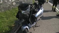 Schianto sulla Statale per Lecco: un ferito grave, traffico in tilt