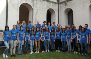 La delegazione dell'Insubria in partenza per gli Stati Uniti