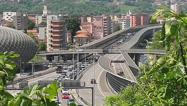 Festa in Svizzera, traffico in autostrada e in città