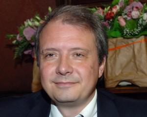 Andrea Luppi, capogruppo Pd in consiglio comunale