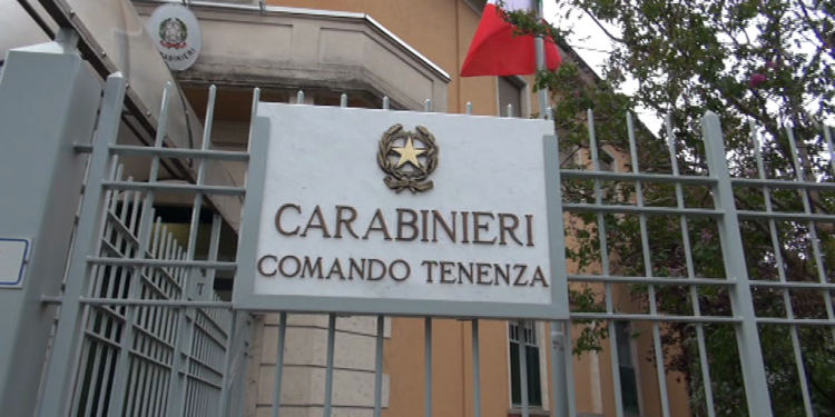 carabinieri di mariano comense