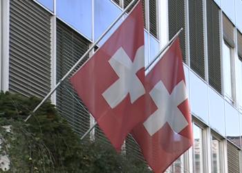 bandiere svizzere