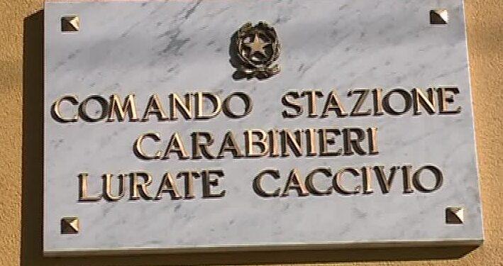 Carabinieri Lurate Caccivio