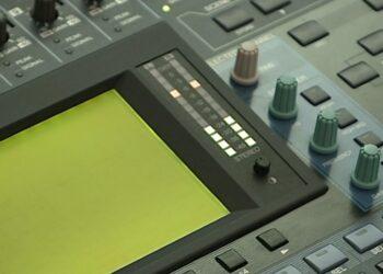 mixer audio tv