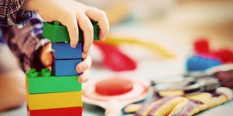 Dei giochi per bambini