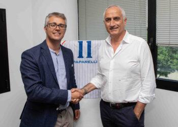 Daniele Della Fiori e Cesare Pancotto