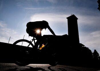 Foto LaPresse - Marco Alpozzi 12 Ottobre 2019, Bergamo, Italia  Sport Ciclismo GF Il Lombardia 2019 - Da Cantu' a Cantu' -  Nella foto:   Photo LaPresse - Marco Alpozzi October 12, 2019 Bergamo, Italy sport cycling GF Il Lombardia 2019 - From Cantu' to Cantu' -  In the pic: