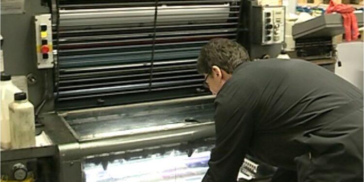 lavoro tessile