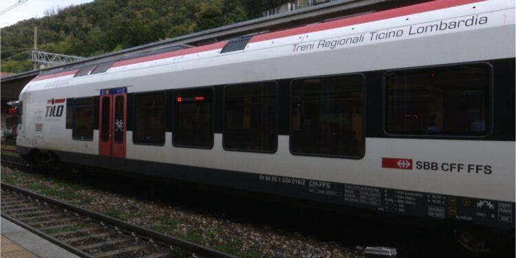 Un treno TiLo