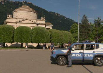 controlli polizia al tempio voltiano