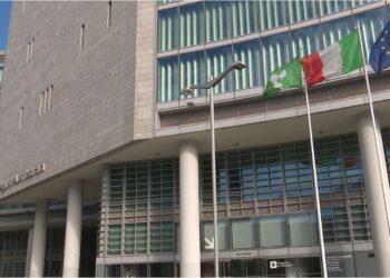 Il palazzo della Regione Lombardia a Milano