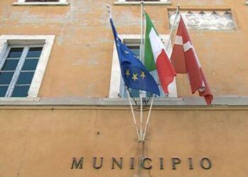 Il municipio di Como