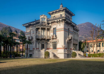 Villa Bernasconi a Cernobbio