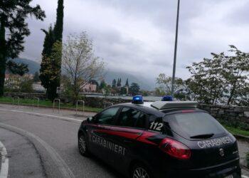 auto carabinieri di menaggio