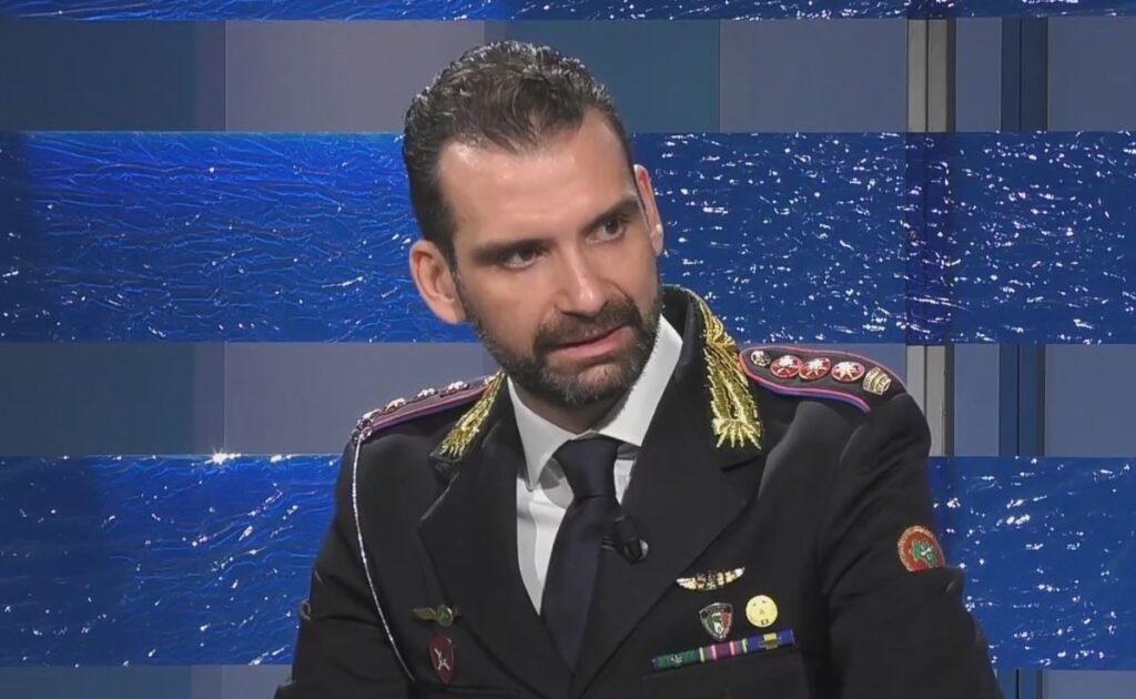 comandante polizia locale vincenzo aiello