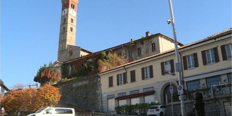 Cantù, piazza Garibaldi