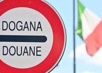 Dogana Italia Svizzera