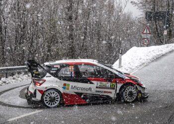 #17 S. Ogier - J. Ingrassia (Toyota Yaris WRC)
