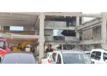 Edificio in costruzione in provincia di Brindisi