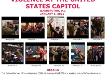 Fermato in Virginia dopo l'assalto del 6 gennaio a Capitol Hill