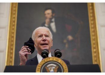 Presidente firma 10 ordini esecutivi per lotta alla pandemia