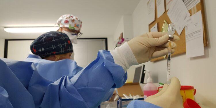 Vaccinazione anti Covid in Lombardia