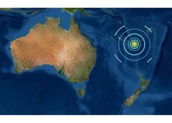Dopo l'allerta scattata per il sisma in Nuova Caledonia
