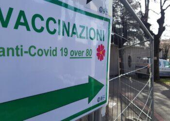 Centro per le vaccinazioni in via Napoleona