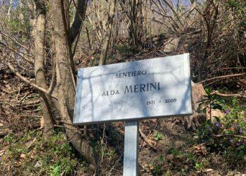 Sentiero intitolato a Alda Merini