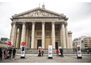 Al Panthéon esposizione sui nuovi volti della République