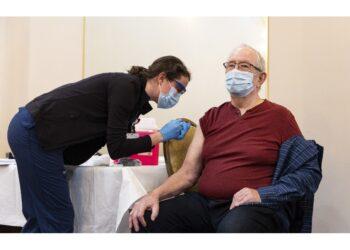 Il sindaco De Blasio: 'Batteremo il virus una volta per tutte'