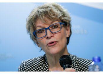 Già relatrice speciale dell'Onu