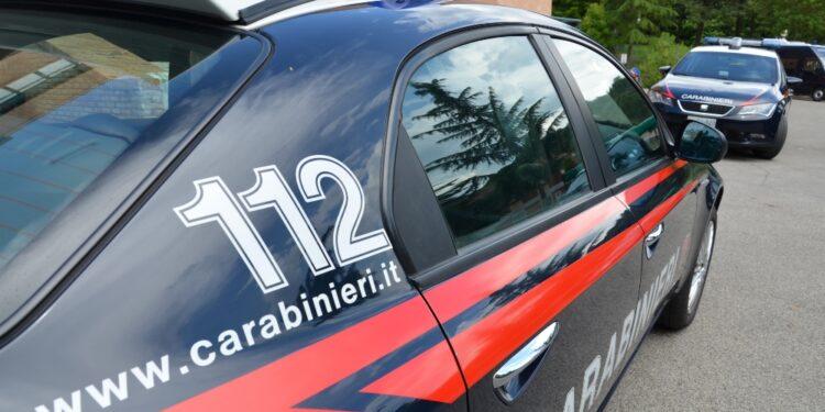 I carabinieri ora sono sulle tracce dell'uomo